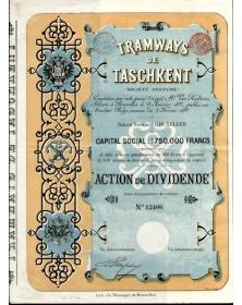Tramways de Taschkent