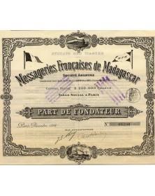 Messageries Françaises de Madagascar