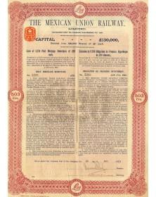 The Mexican Union Railway Ltd