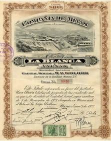Compania de Minas La Blanca