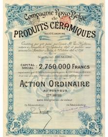Cie Russo-Belge de Produits Céramiques