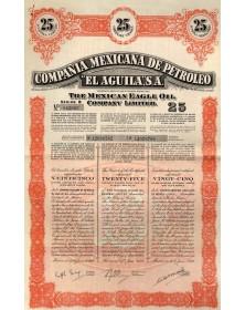 Compañia Mexicana De Petroleo ''El Aguila'' S.A.