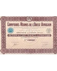 Comptoirs Réunies de l'Ouest Africain