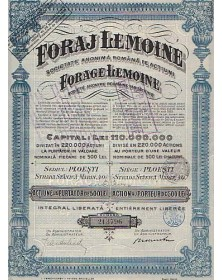 Forage Lemoine
