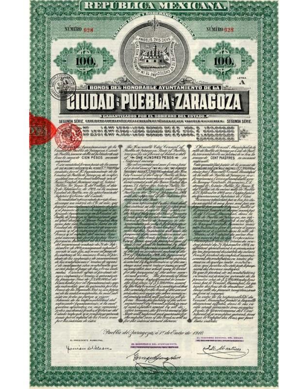 Ciudad de Puebla de Zaragoza