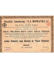 S.A. ''La Romanilla''