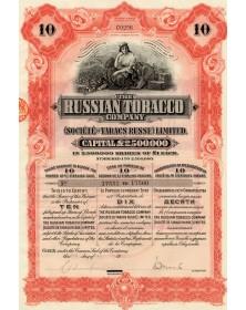 Sté des Tabacs Russes - The Russian Tobacco Co.