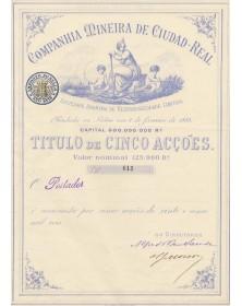 Companhia Mineira de Ciudad-Real