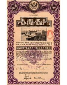 Emprunt d'Etat Autrichien