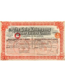 The Gula-Kalumpong Rubber Estates Ltd.