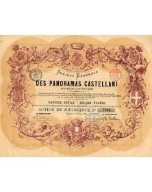 Sté Générale des Panoramas Castellani