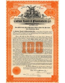 Cuban Land & Plantation Co.