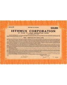 Republic of Panama Isthmus Corporation
