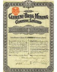 The Cevreni-Breg Mining Co., Ltd.