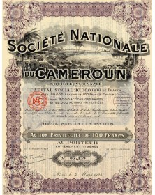Sté Nationale du Cameroun