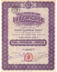 S.A. des Cycles La Française