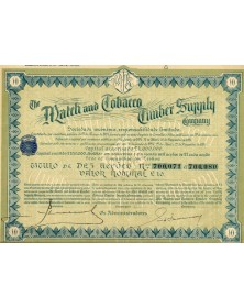 The Match and Tobacco Timber Supply Company