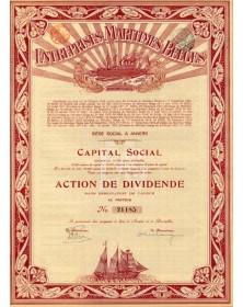 Entreprises Maritimes Belges