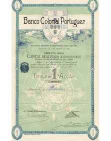Banco Colonial Portuguez