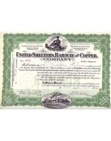 United Smelters, Railway & Copper Co.