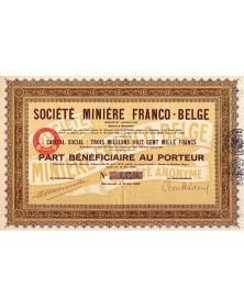 Sté Minière Franco-Belge