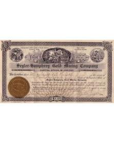 Seyler-Humphrey Gold Mining Co.