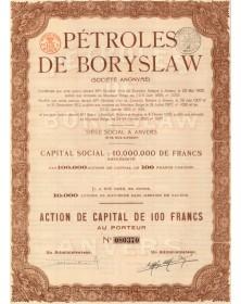 Pétroles de Boryslaw