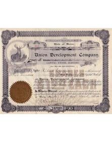 Union Development Co.