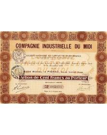 Cie Industrielle du Midi