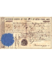 Revenue Bonds of the City of New-York