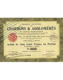 S.A des Charbons & Agglomérés du Littoral Méditerranéen