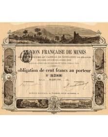 L'Union Française de Mines