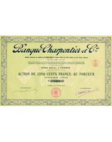 Banque Charpentier et Cie