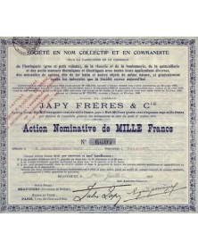 Japy Frères & Cie