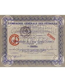 Cie Générale des Pétroles pour l'Eclairage & l'Industrie