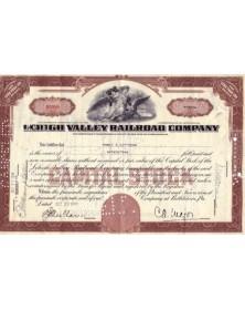 Lehigh Valley Railroad Co.
