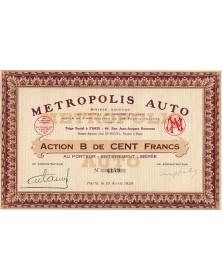 Metropolis Auto