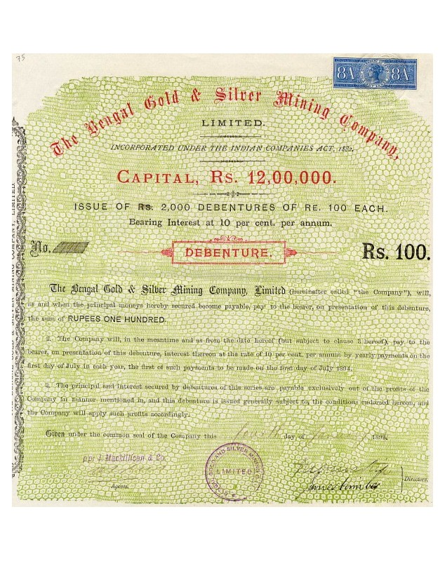 The Bengal Gold & Silver Mining Company