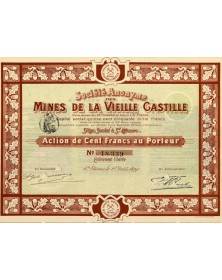 S.A. des Mines de la Vieille Castille