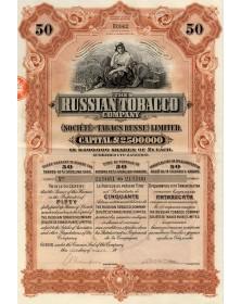 Sté des Tabacs Russes