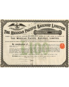 The Mexican Pacific Railway Limited