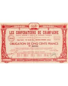 Les Coopérateurs de Champagne