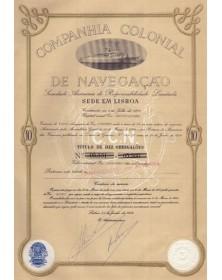 Companhia Colonial de Navegaçao