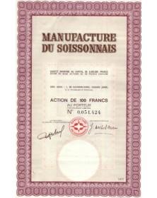 Manufacture du Soissonnais
