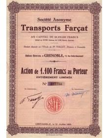 S.A. Transports Farçat