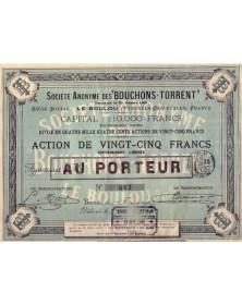 S.A. des ''Bouchons-Torrent''