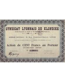 Syndicat Lyonnais du Klondike