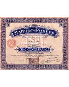 Marbro-Rubber
