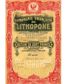 Cie Française du Lithopone pour l'Exploitation des Produits Barytiques
