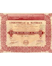 L'Industrielle de Matériaux, Anciens Ets Bonnel & Cie